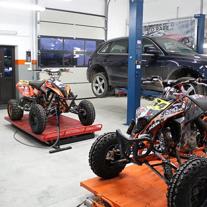Artmot Motorsport - serwis ATV, serwis quadów, serwis samochodowy, mechanik Stalowa Wola